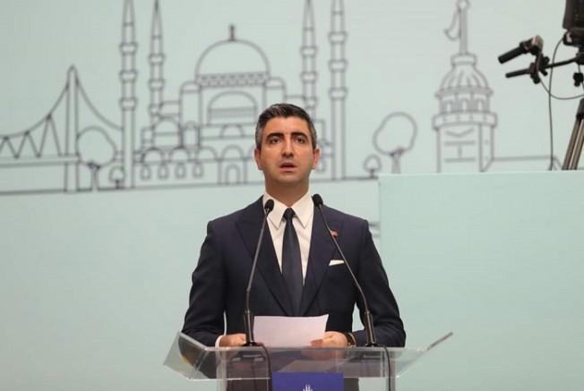 Başkan Yüksel İBB Meclisinde Konuştu
